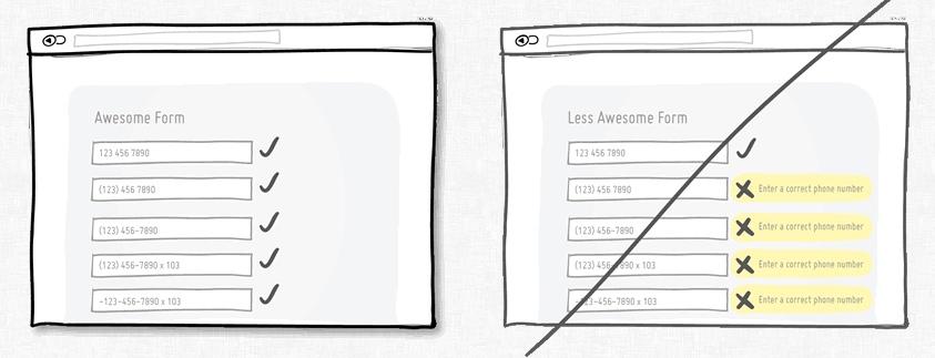 一个好的界面设计应该注意的75个原则