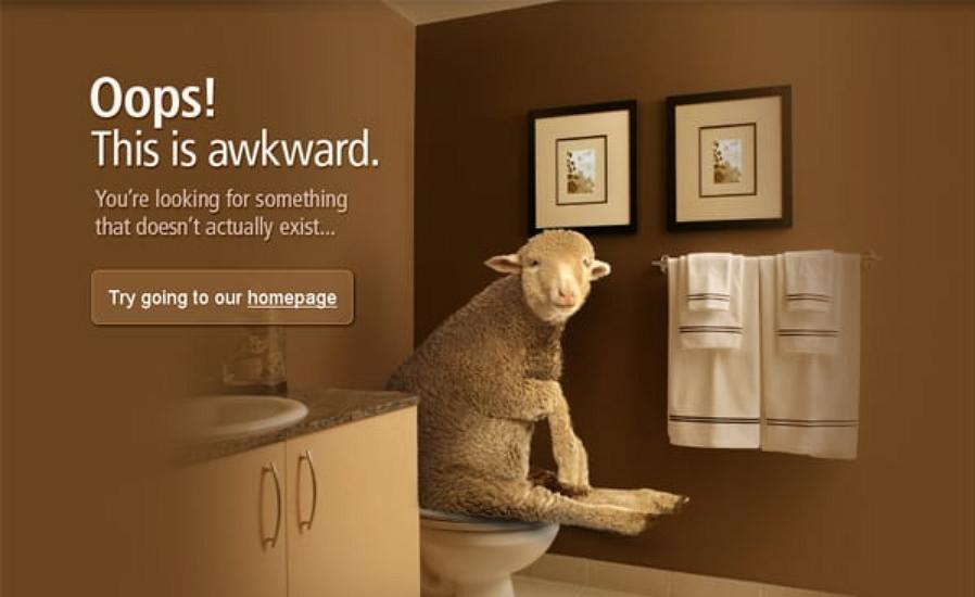 利用幽默风趣的设计,快速引起用户注意和共鸣