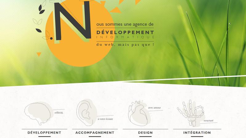 线条之美!20个优秀网页告诉你如何善用线性图标-艺源科技