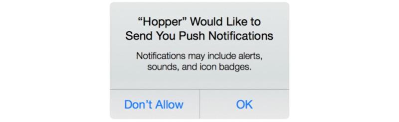 实打实提高转化率!引导用户授权app发送通知的实战技巧-艺源科技