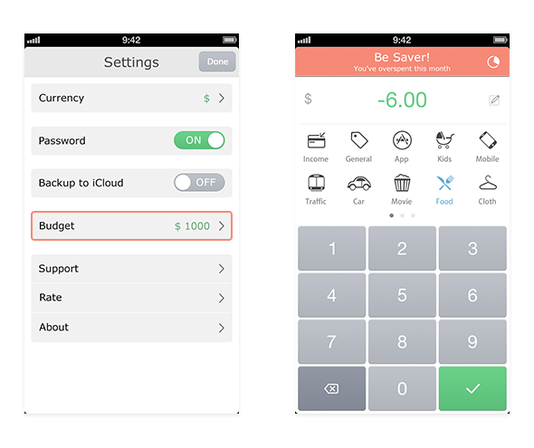 思路最值钱!腾讯设计师对一款移动记账App的设计探索-艺源科技