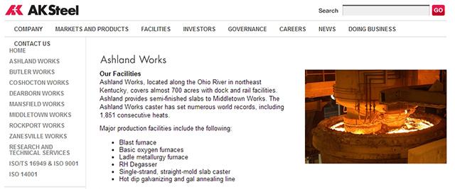 传统行业想转型?来看全世界的钢铁公司怎么设计官网的!-艺源科技