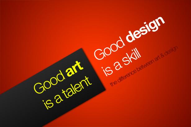 你的心态正确吗?来聊聊设计和艺术有哪些本质的区别-艺源科技