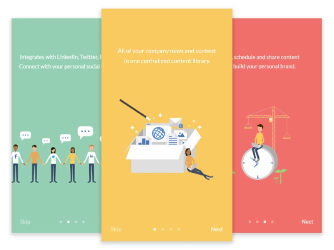 觉得自己学了假设计?真正的新用户引导应该这么设计-艺源科技