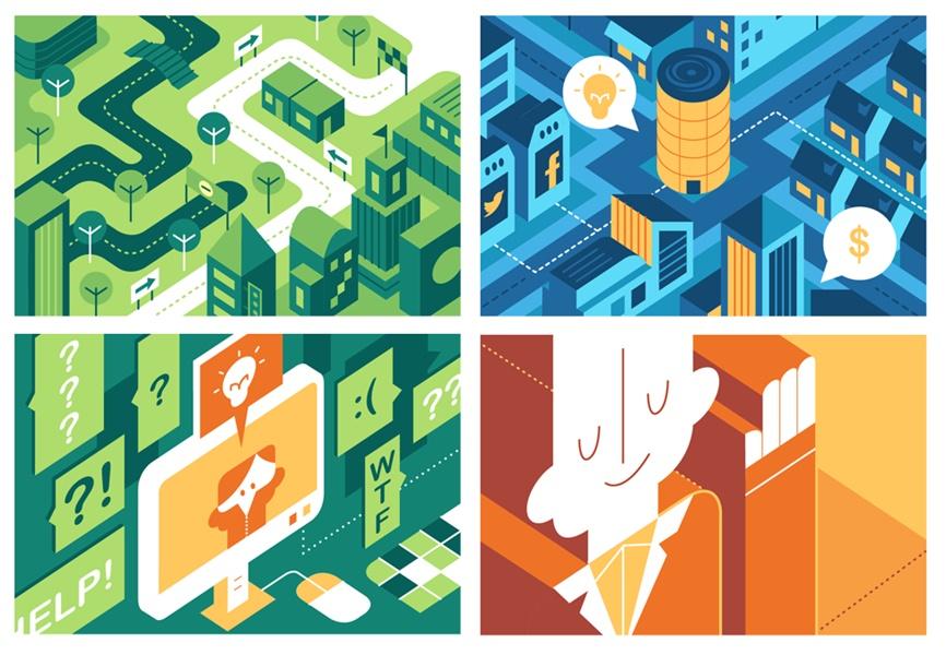 让设计细节更高级的10个实用小技巧-艺源科技
