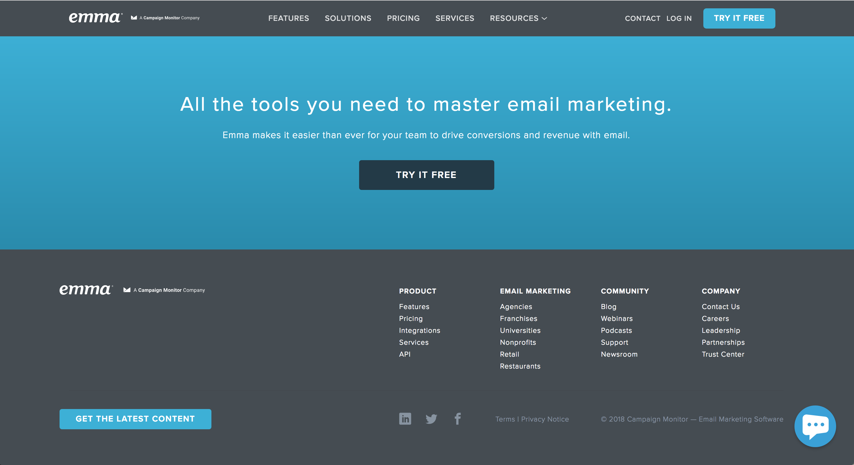 即使是最靠下的网站页脚,设计上同样很讲究-艺源科技